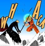 Ichigo x Goku