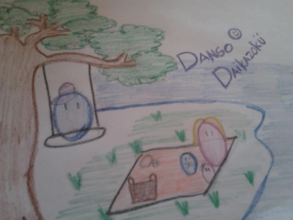 Dango Daikazoku contest 8 by DangoDaikazoku1