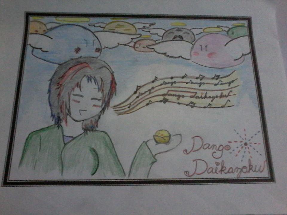 Dango Daikazoku by DangoDaikazoku1