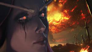 Warbringer: Sylvanas - Burn it!