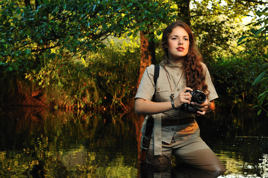 adventure in the jungle essay