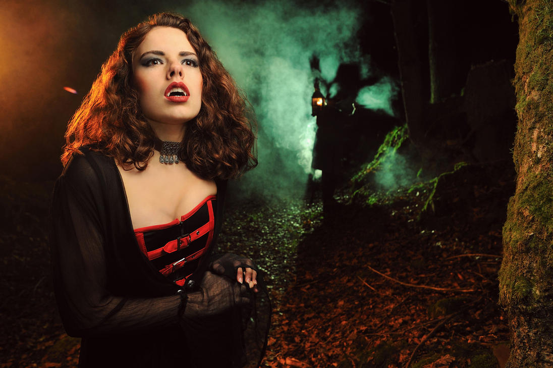 Van Helsing I by TheRaPhotography