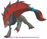 Pokemon: Zoroark