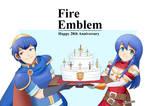 Happy Anniversary Fire Emblem: Side Blue