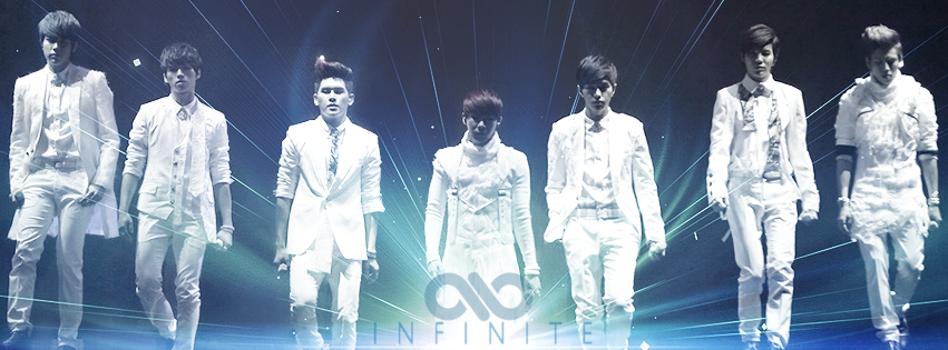 Infinite facebook cover by SMoran