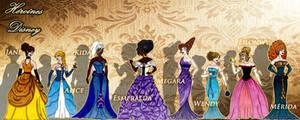 Disney's Heroine Designer Collection