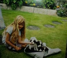 Puppy days!!!......