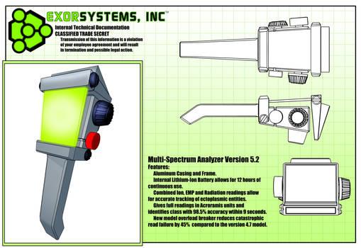 ExorSystems Equipment: MSA