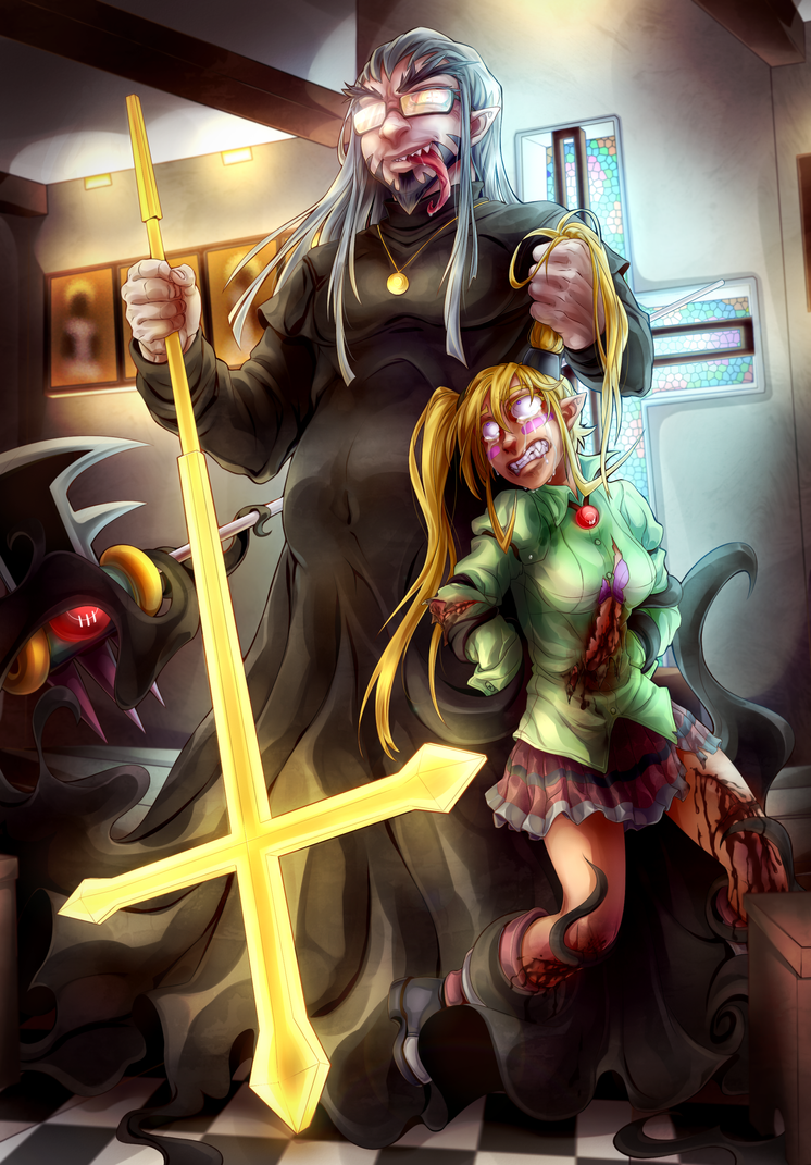 Mask of Evil by KoTana-Poltergeist