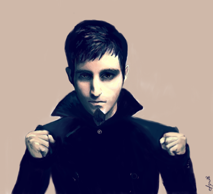 Rob Swire by AgnesKilljoy