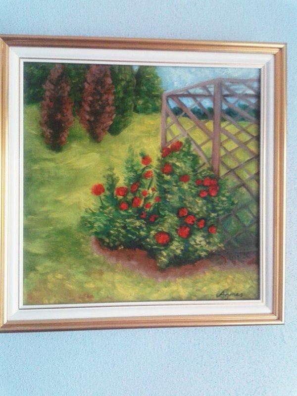 Roses by AgnesKilljoy