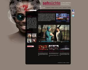 Sehsuechte Website