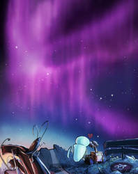 Wall-E After The Movie by killerxtrem