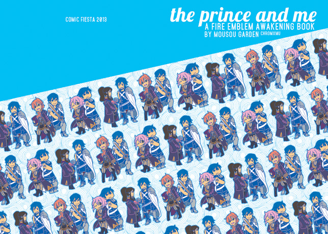CF'13: the prince and me by limbebe