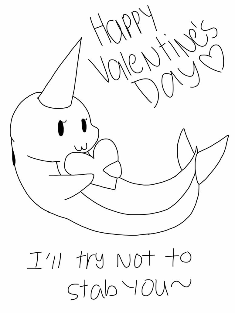 Narwhal wishes you by iamafishy