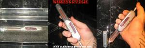 Albert Wesker's Syringe