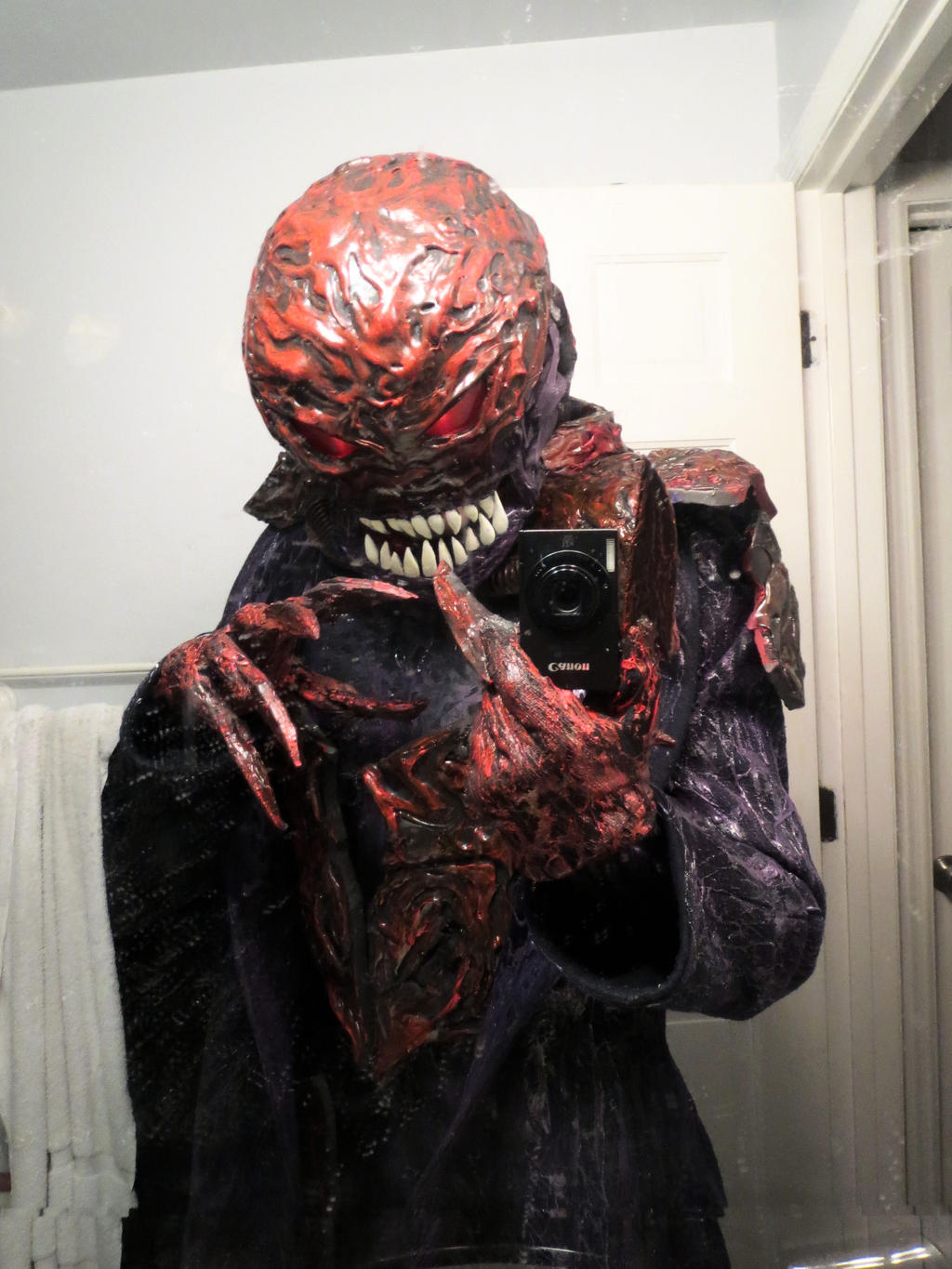 SUPERIOR CARNAGE COSTUME by symbiote-x on DeviantArt