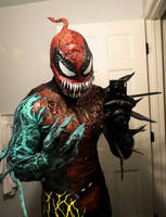 MY SYMBIOTE DEADPOOL COSPLAY by symbiote-x