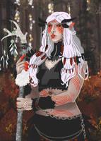 Ancient Priestess