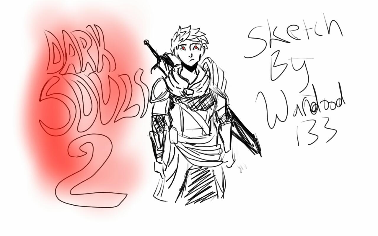 Practice Sketch by Wardood133