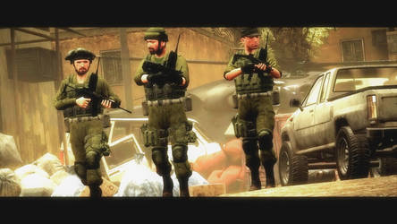 [WILL BE REMADE] Israeli Defense Force by JohnSheppard44