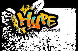 Hype Comics Logo