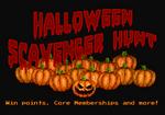 Halloween Scavenger Hunt! (CLOSED)