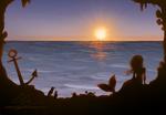 Sunset speedpaint