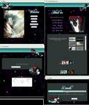 Fireflies profile design and coding by UszatyArbuz