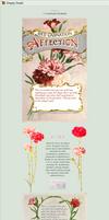 NON-CORE 'custom' box: Carnation
