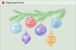 NON-CORE custom: Christmas page navigation