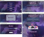 Swimming through space profile page