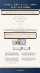 The Riift journal skin by UszatyArbuz