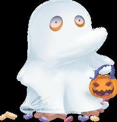 Ghost Psyduck