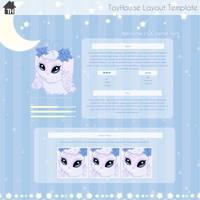 ToyHouse: Goodnight Moon (HTML P2U) by UszatyArbuz