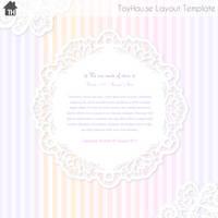 ToyHouse: Laces (HTML) by UszatyArbuz
