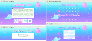 ToyHouse: Sakura (HTML) by UszatyArbuz on DeviantArt