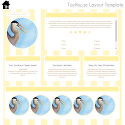 ToyHouse: Buttercream (HTML)