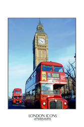 London Icons by divmang