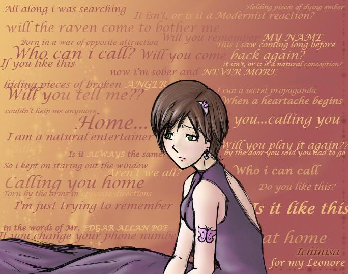 Who can i call - Rebecca