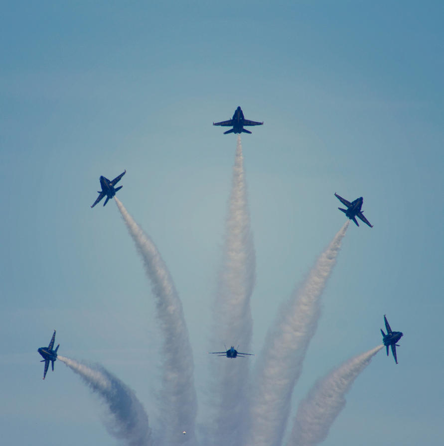 Blue Angels 2 by dontbemad