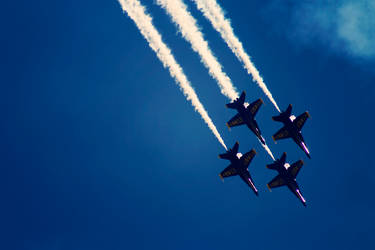 Blue Angels 9 by dontbemad