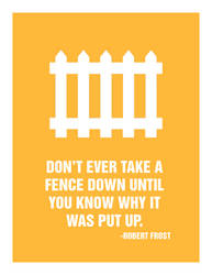 Fences Typography by dontbemad