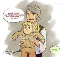 Ninjago: Baby Brother