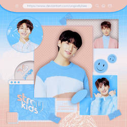 #27 PNG PACK [Stray Kids - Lotte Duty Free]