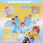 #181 PNG PACK [Stray Kids - MXI x KWAVE]