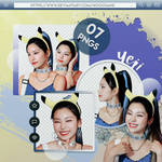 #211 PNG PACK [ITZY Yeji]
