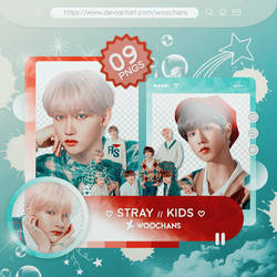 #258 PNG PACK [Stray Kids - Hi-Stay 2019]