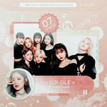 #273 PNG PACK [(G)I-DLE - SHE THREE]