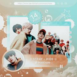 #295 PNG PACK [Stray Kids - NYLON guys Japan]
